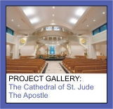 Commercial Painting Photo Gallery of The Cathedral of St. Jude The Apostle by Sourini Painting
