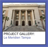 Commercial Painting Photo Gallery of Le Meridien Tampa by Sourini Painting